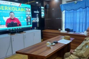 Wabup Sintang: APKASI dan LTKL Gotong Royong Bantu Anggota saat Pandemi
